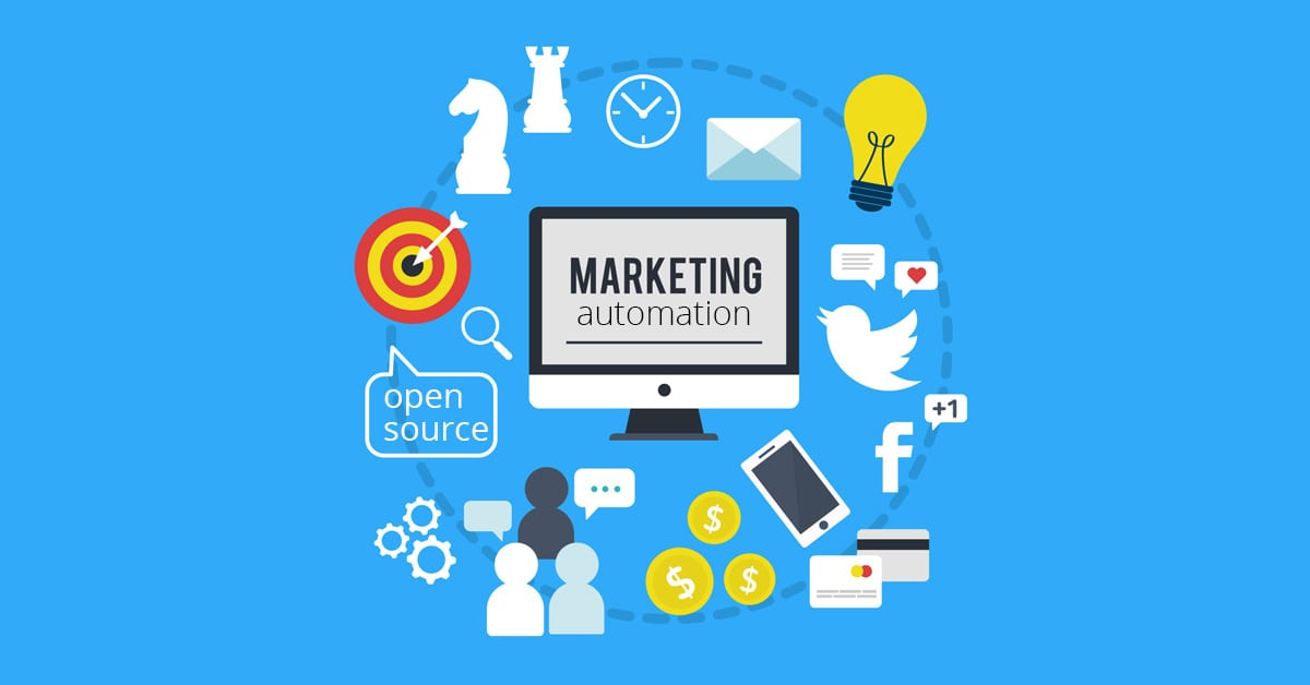 marketing automation open source