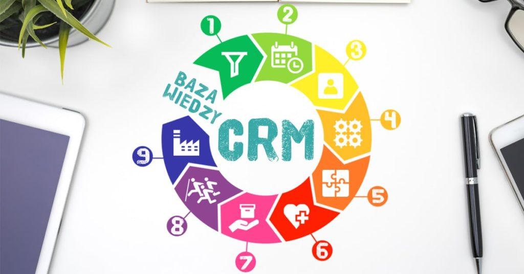 Wiedza, którą możesz czerpać z sytemu CRM