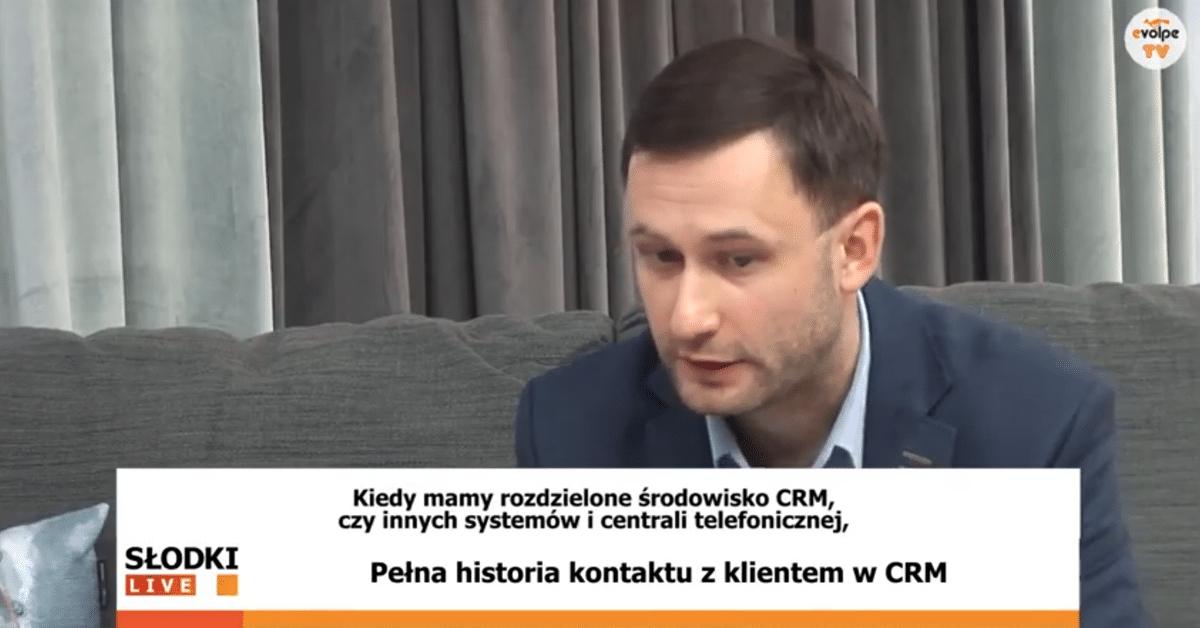 Integracja CRM z centralą telefoniczną