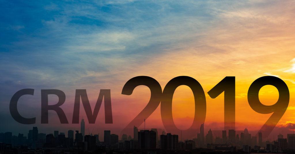 Trendy CRM na 2019