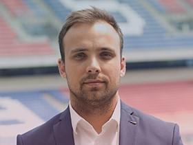 Mieszko Łabuz, Manager ds.Sprzedaży Wisła Kraków S.A.