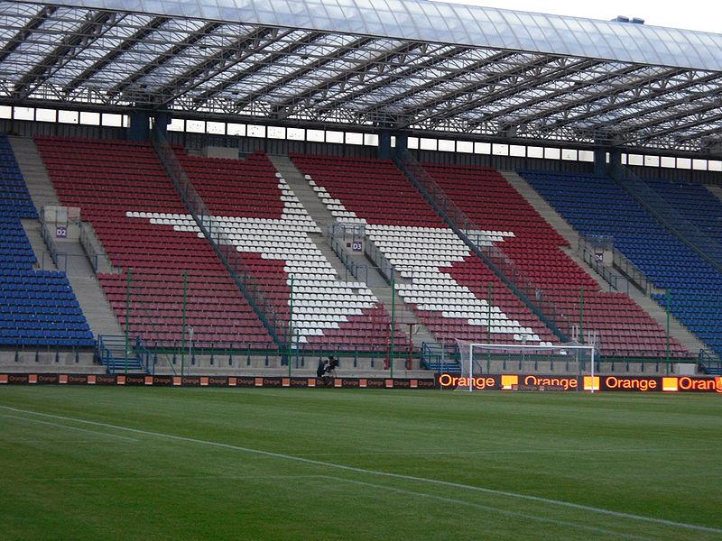 Nowy Stadion Wisły Kraków, fot.Piotr Drabik