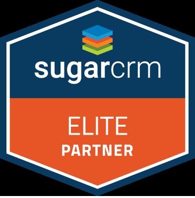 SugarCRM Elite Partner badge
