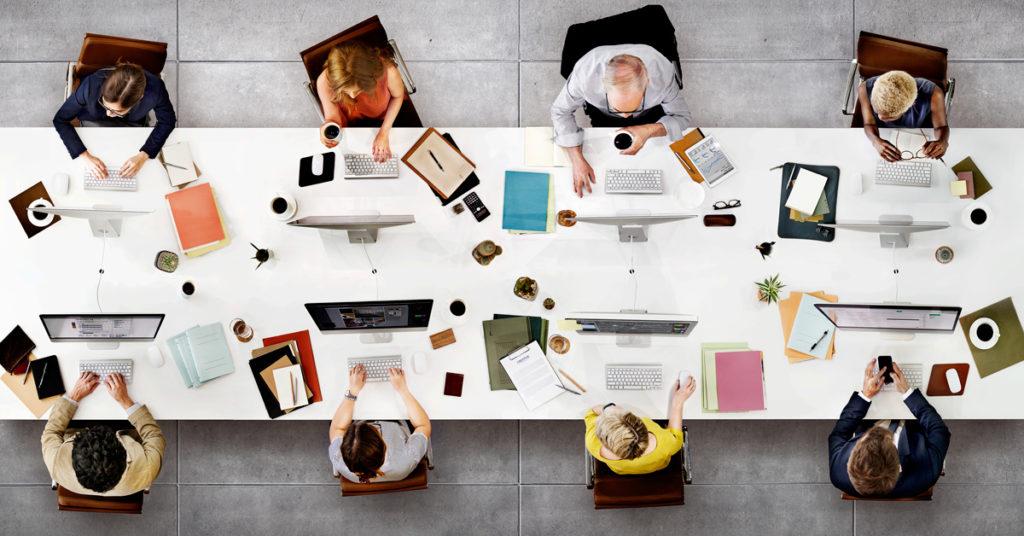 Office Re-Entry, czyli jak zorganizować powrót dobiura