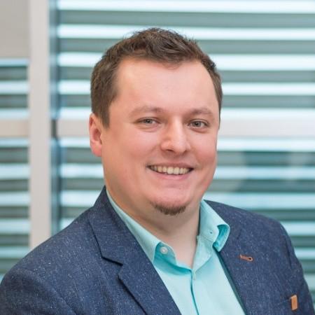 Marcin Różański CEO @ eVolpe