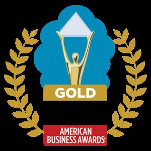 Gold Stevie Award Winner