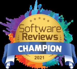 Software Reviews Champion 2021