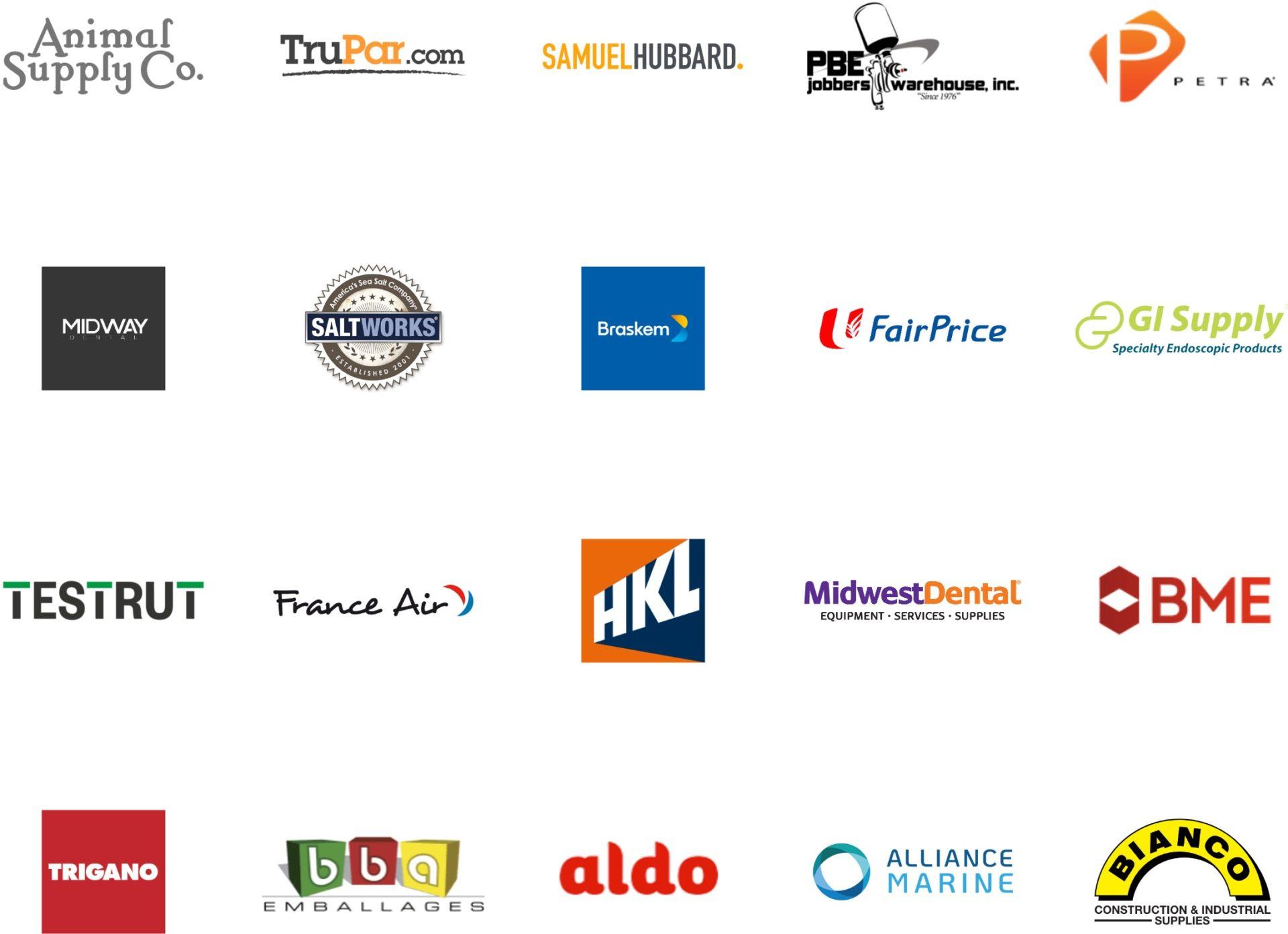 OroCommerce companies